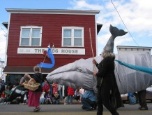 Welcome the Whales Day Parade & Festival