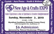 6th New Age and Crafts Expo