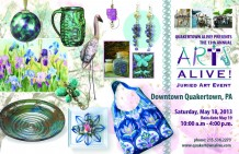 Quakertown Alive! Presents Arts Alive 2013