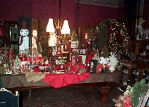 McNeil Mansion Holiday Open House