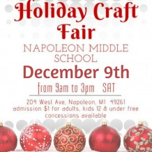 Napoleon Craft Fair