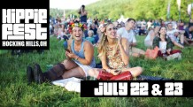 Hippie Fest in Hocking Hills, OH