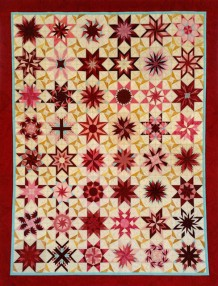 Charlotte Quilters' Guild 40th Anniversary Quilt Show
