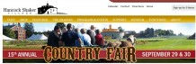 15h Annual Country Fair