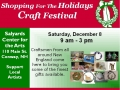 Shopping For The Holidays Craft Festival