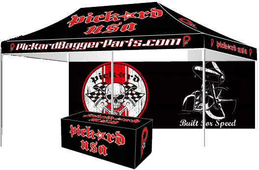 Promotional Event Tent for Tradeshow u0026 Athletic Events with graphics. Tent with graphics custom flags custom table covers and custom backwall  sc 1 st  Fairs and Festivals & Splash Tents Inc. - Fairs and Festivals FairsandFestivals.net