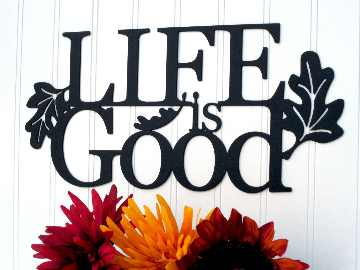 Refined inspirations fairs and festivals fairsandfestivals life is good metal art wall decor metal wall decoration amipublicfo Gallery